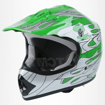 TCMT Dot Youth & Kids Motorcycle Helmet 04